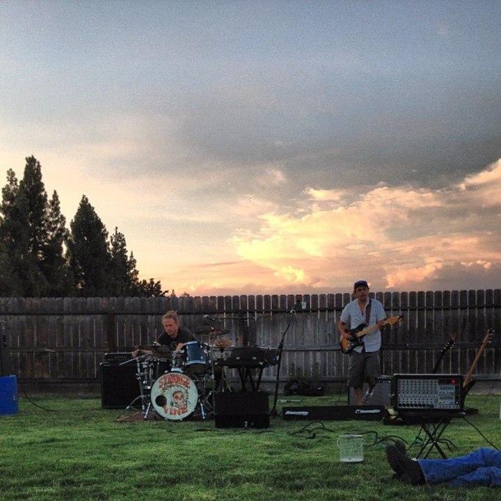 Strange Vine @ Fulton 55 - Fresno, CA