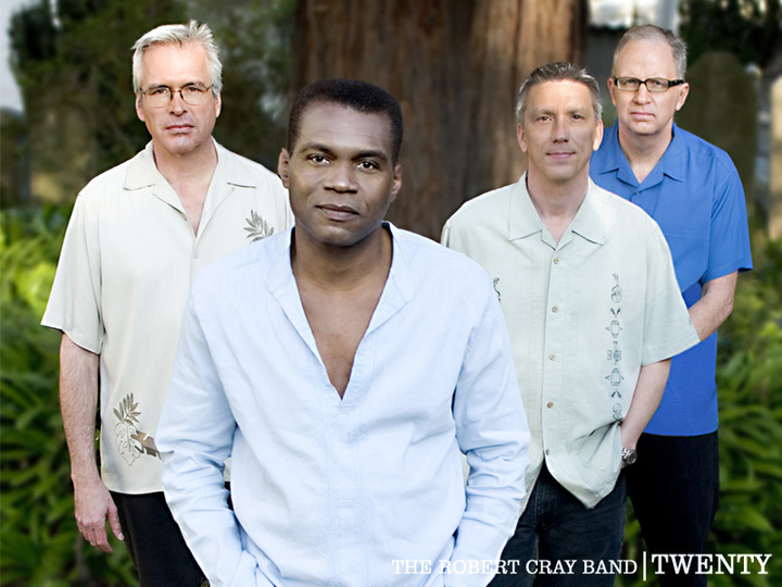 Robert Cray Band @ Sandler Center For The Performing Arts - Virginia Beach, VA