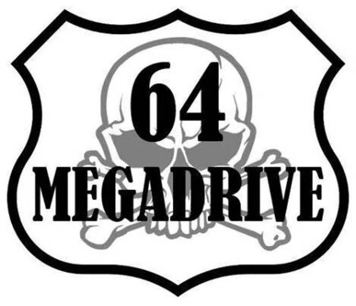 64 Megadrive Tour Dates