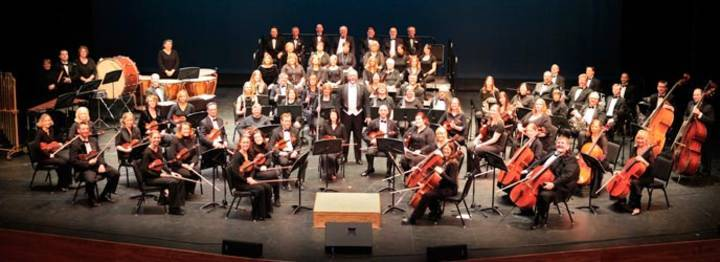 Dakota Valley Symphony @ Ames Center - Burnsville, MN