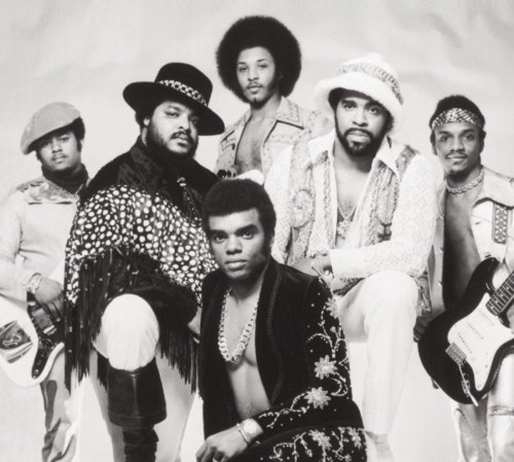 The Isley Brothers @ Chene Park - Detroit, MI