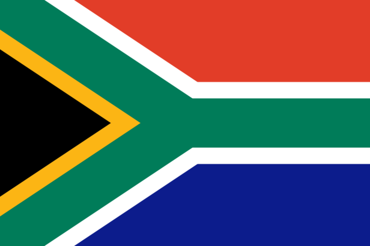 South Africa Tour Dates