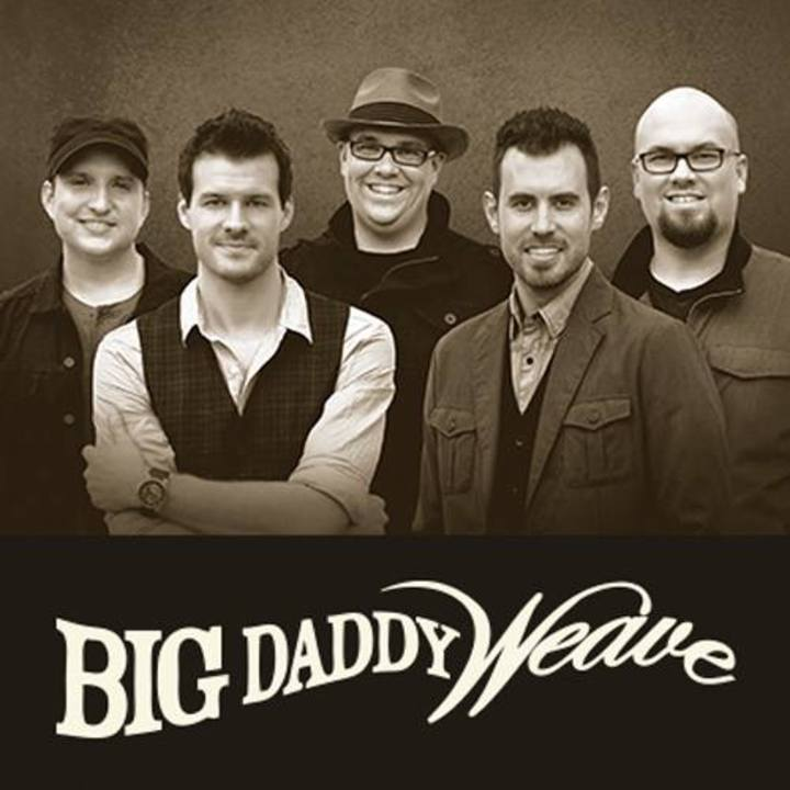 Big Daddy Weave @ Homer Hamilton Amphitheater - Knoxville, TN