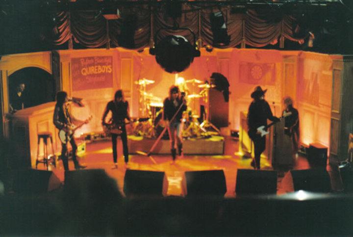 London Quireboys Tour Dates