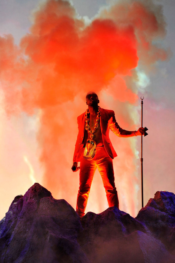 Kanye West @ Perry Park - Birmingham, United Kingdom