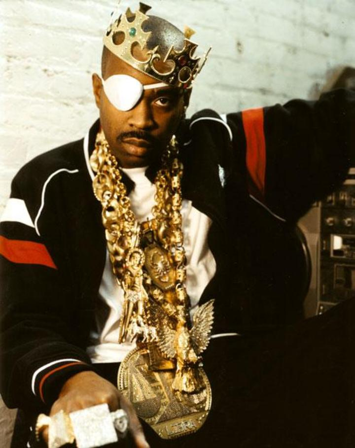 Slick Rick @ Meadowlands Racetrack - East Rutherford, NJ