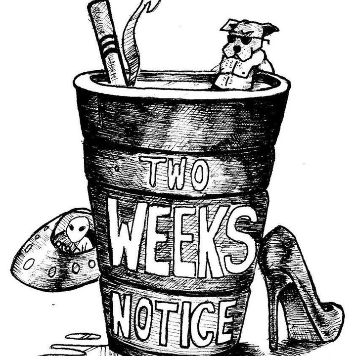 Two Weeks Notice Tour Dates