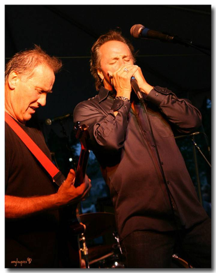 James Montgomery Band @ Johnny D's Uptown Restaurant & Music Club - Somerville, MA