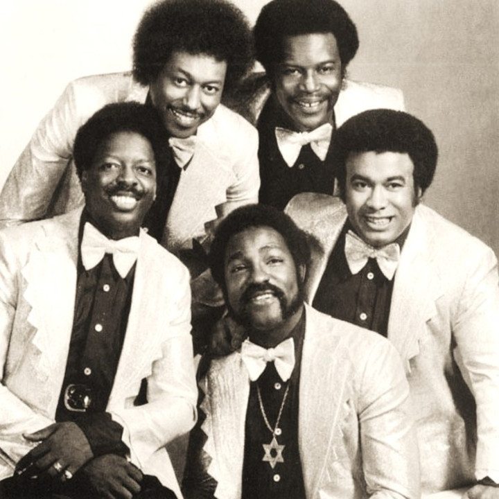 The Spinners @ Union County Performing Arts Center - Rahway, NJ