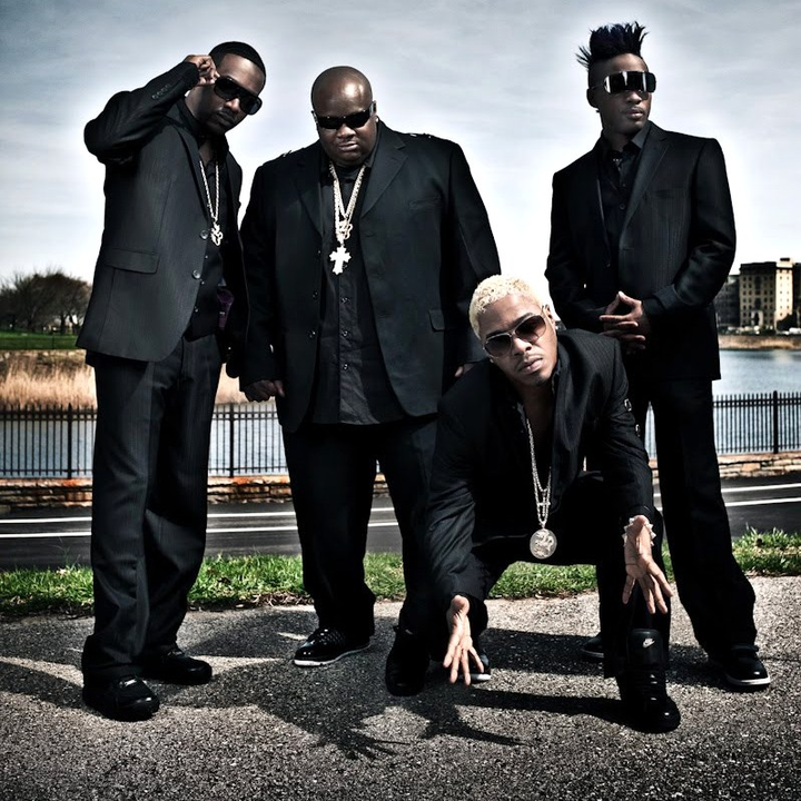 Dru Hill @ Columbiahalle - Berlin, Germany
