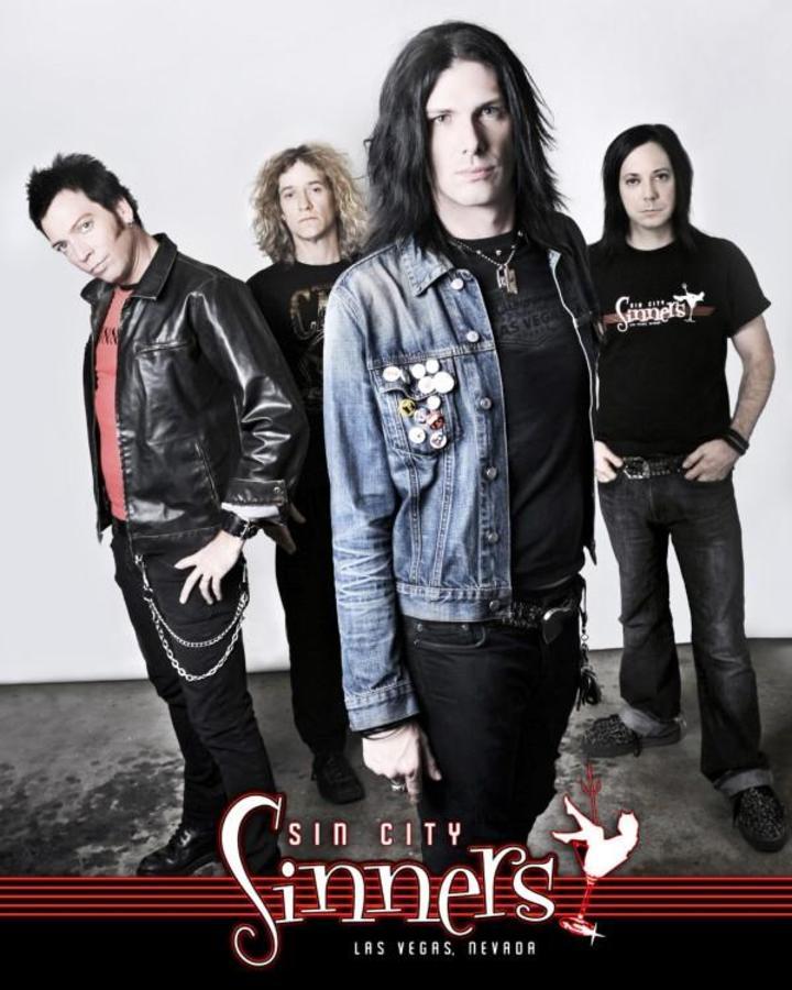 Sin City Sinners @ Vinyl at Hard Rock Hotel & Casino Las Vegas - Las Vegas, NV
