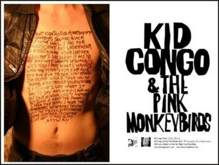 Kid Congo Powers & The Pink Monkey Birds @ The Double Wide - Dallas, TX