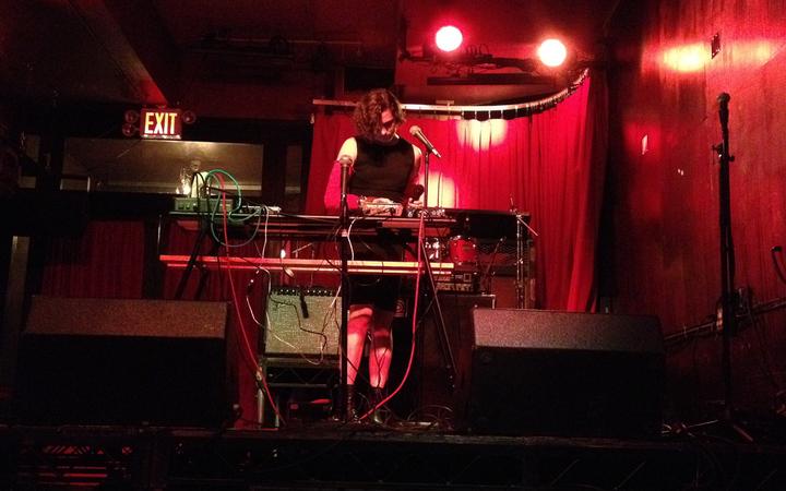 Kidaudra @ The Paper Box - Brooklyn, NY