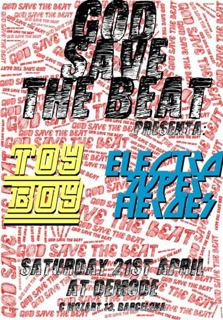 God Save The Beat Tour Dates