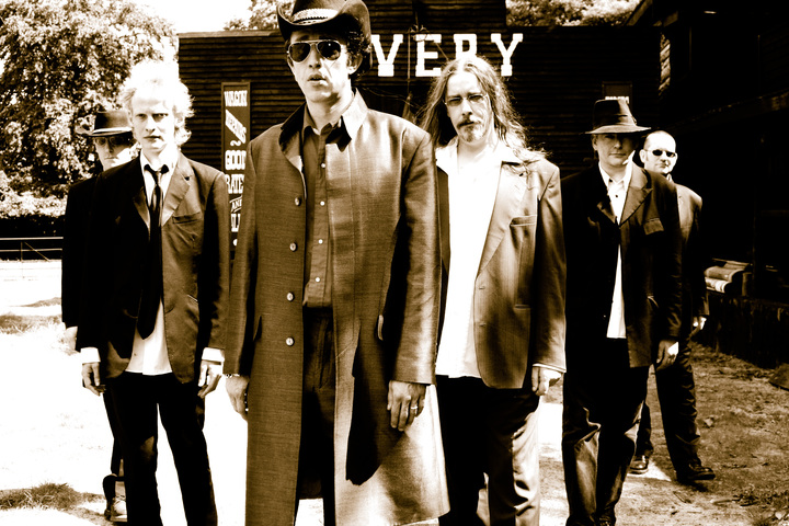 Alabama 3 @ Brook - Southampton, United Kingdom