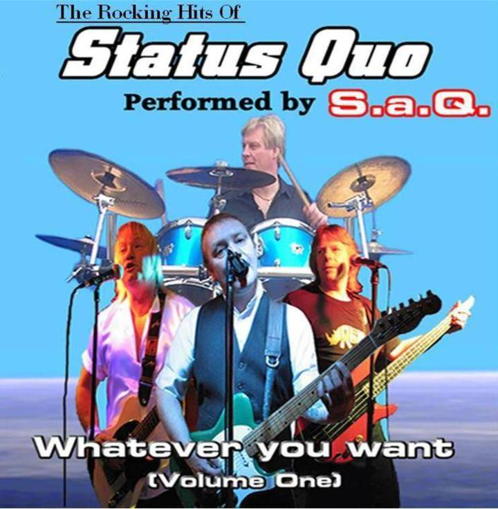 Straight As Quo Tour Dates