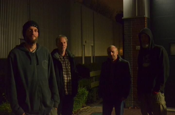 Downriver Dead Men Go @ Midvliet FM - Leidschendam, Netherlands
