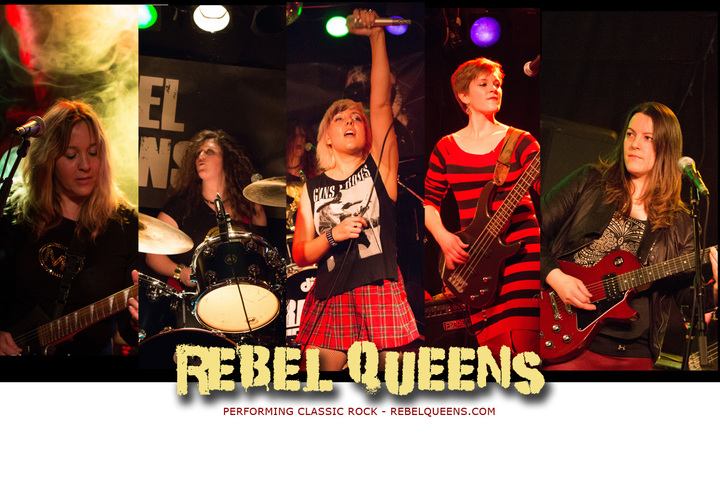 Rebel Queens Tour Dates