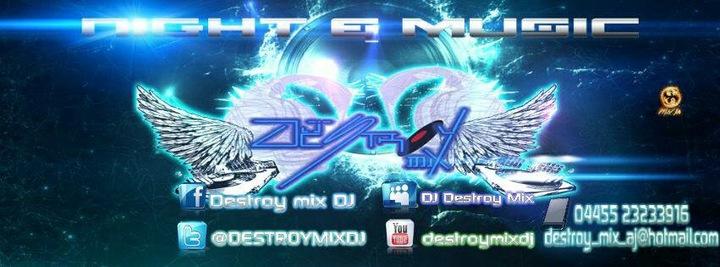Destroy mix DJ @ San Jacinto - Huixquilucan, Mexico