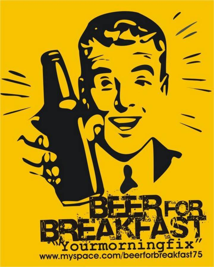 Beer For Breakfast Tour Dates
