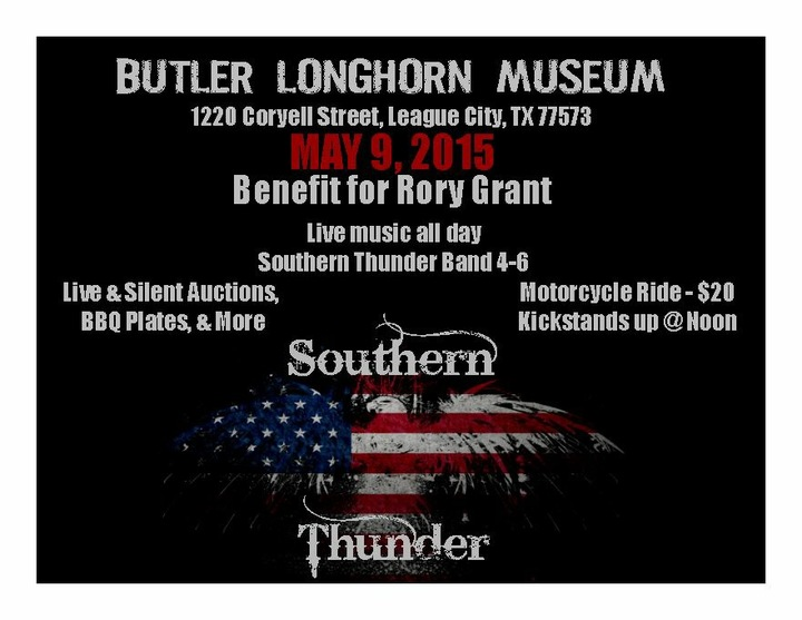 Southern Thunder Band Tour Dates