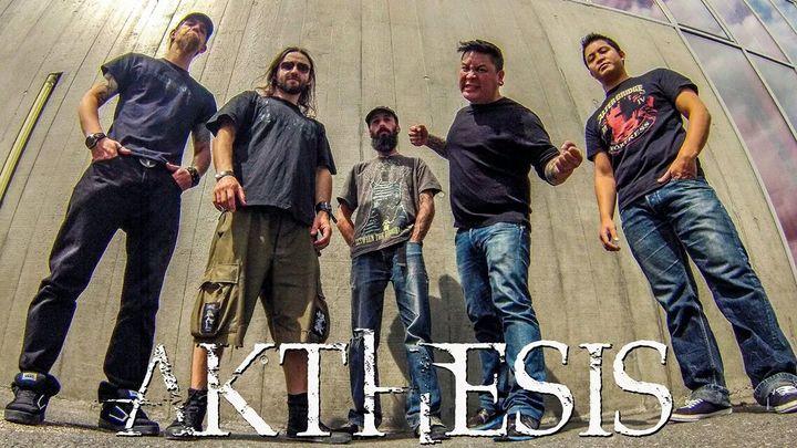 Akthesis Tour Dates