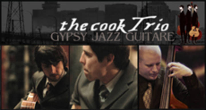 The Cook Trio Tour Dates
