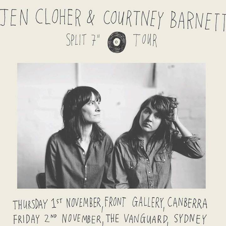 Jen Cloher & The Endless Sea Tour Dates
