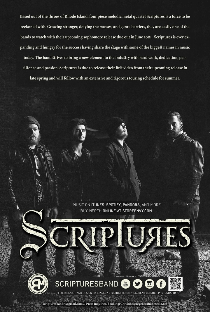 Scriptures Tour Dates
