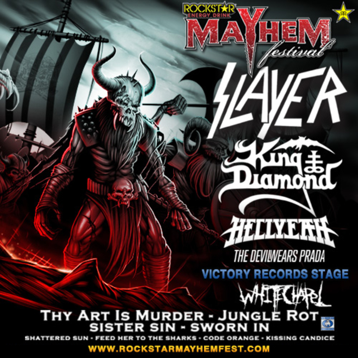 The Devil Wears Prada - Atlanta Concert Tickets - The Devil Wears ...