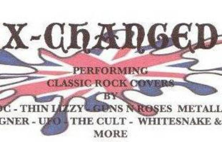 X-CHANGED Classic Rock Tour Dates