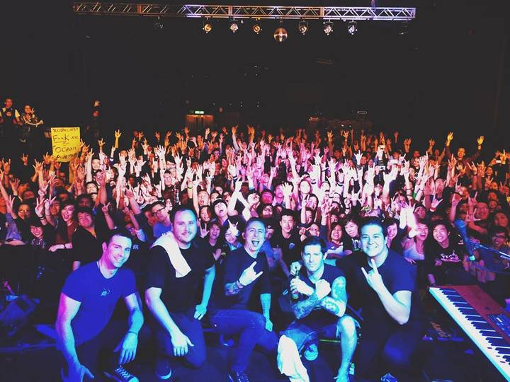 Yellowcard @ The Institute (The O2) - Birmingham, United Kingdom