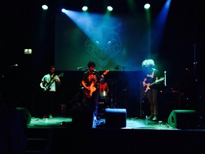 goldenwolf @ Barboza - Seattle, WA