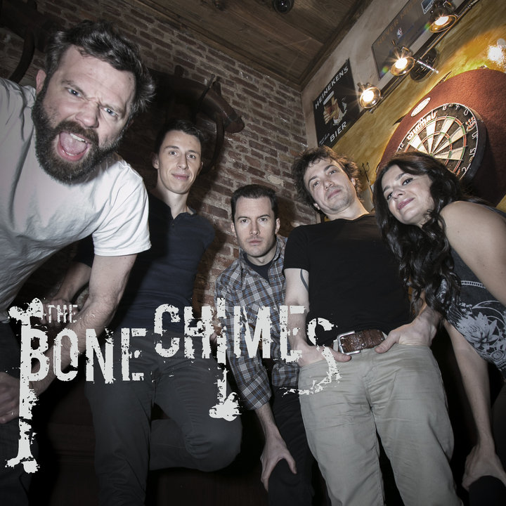 The Bone Chimes @ Sek'end Sun - New York, NY