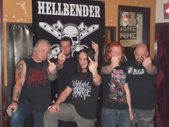 Hellbender Tour Dates