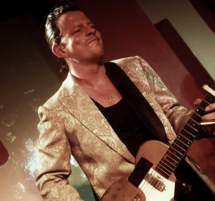 Ian Siegal @ Robin 2 - Wolverhampton, United Kingdom