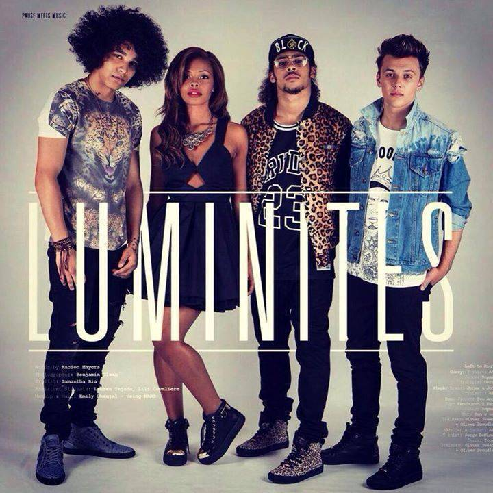 Luminites Tour Dates