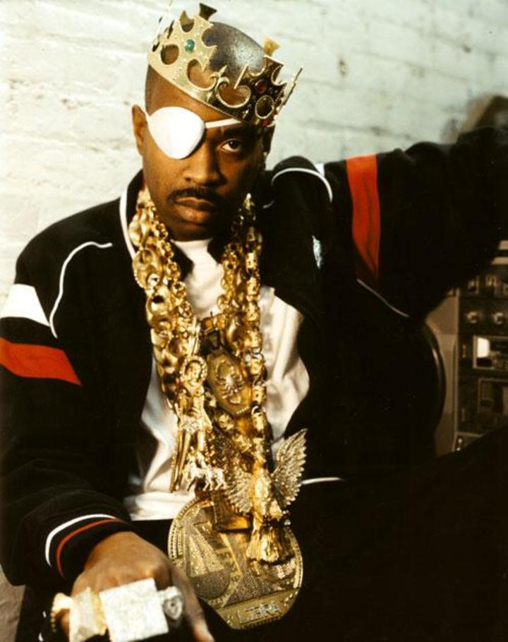 Slick Rick @ Brooklyn Bowl - Brooklyn, NY