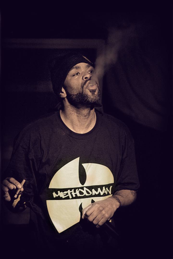 Method Man @ Yost Theater - Santa Ana, CA