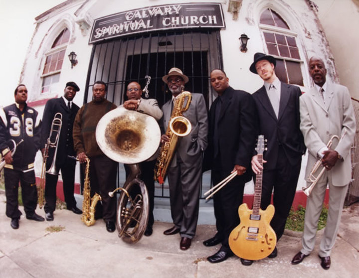 The Dirty Dozen Brass Band @ Tipitinas - New Orleans, LA