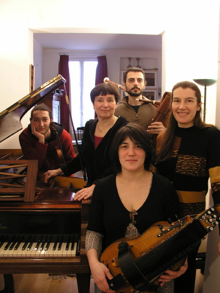 Les Musiciens de Saint-Julien Tour Dates