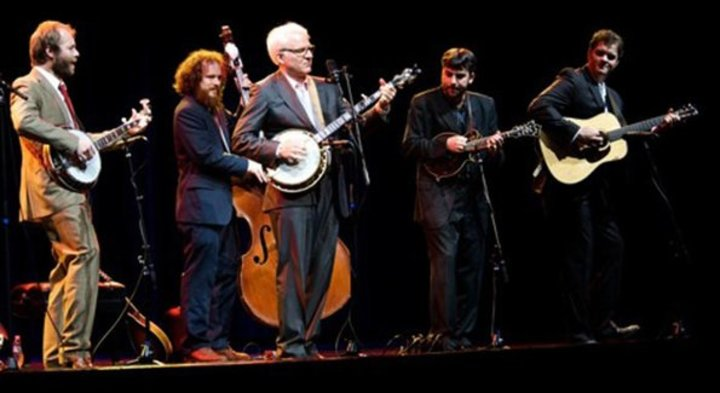 Steve Martin & The Steep Canyon Rangers @ Mainstage Marquee at Nathan Phillips Square - Toronto, Canada