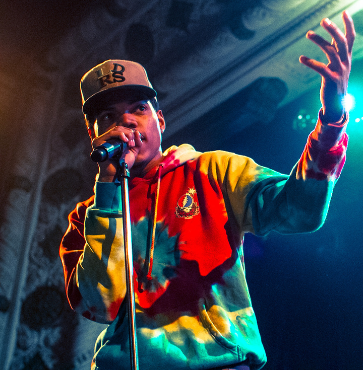 Chance the Rapper @ Club Red - Tempe, AZ