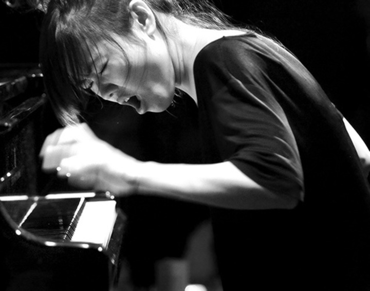 Hiromi @ Scullers Club and Double Tree - Boston, MA