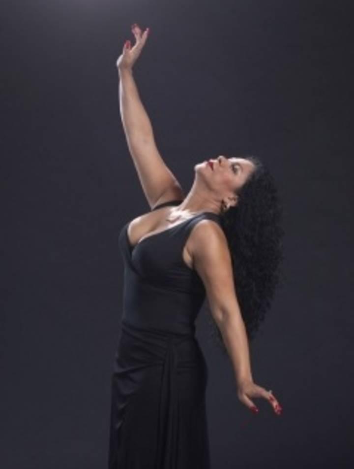 Eva Ayllón @ Royce Hall - Los Angeles, CA