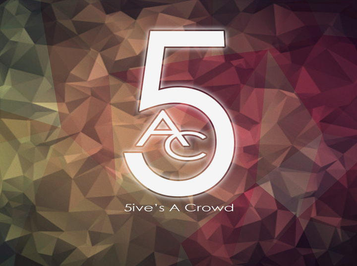 5ive's a Crowd Tour Dates