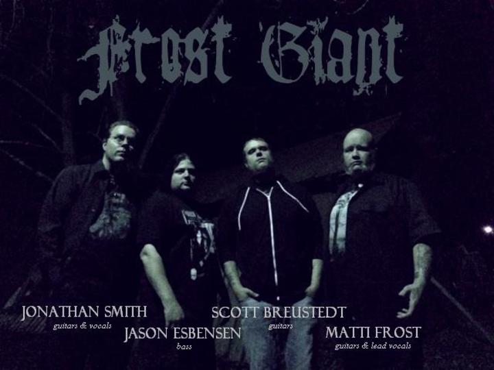 Frost Giant @ The BoneYard - Atlantic City, NJ