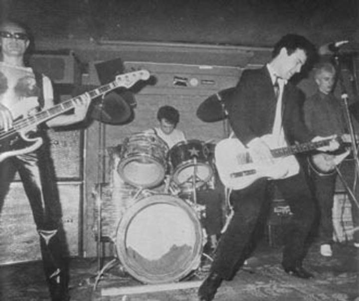 999 @ Yardbirds Club - Grimsby, Uk