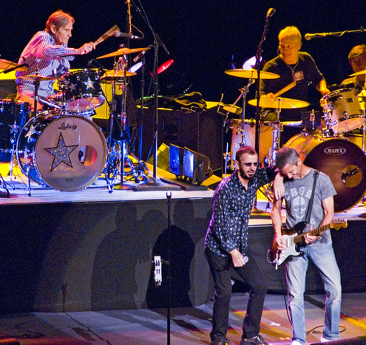Ringo Starr & His All Starr Band @ Sandia Casino Amphitheater - Albuquerque, NM