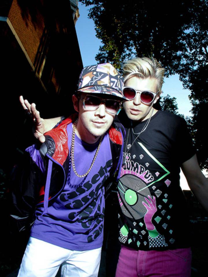 Punks Jump Up Tour Dates